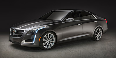 2014 Cadillac CTS Sedan Luxury