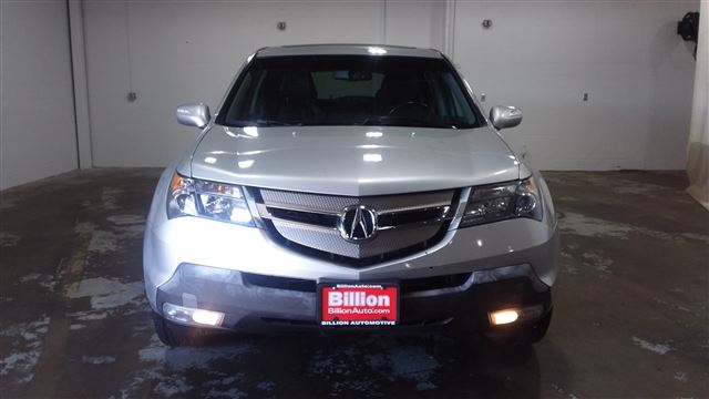 2008 Acura MDX Sport/Entertainment Pkg