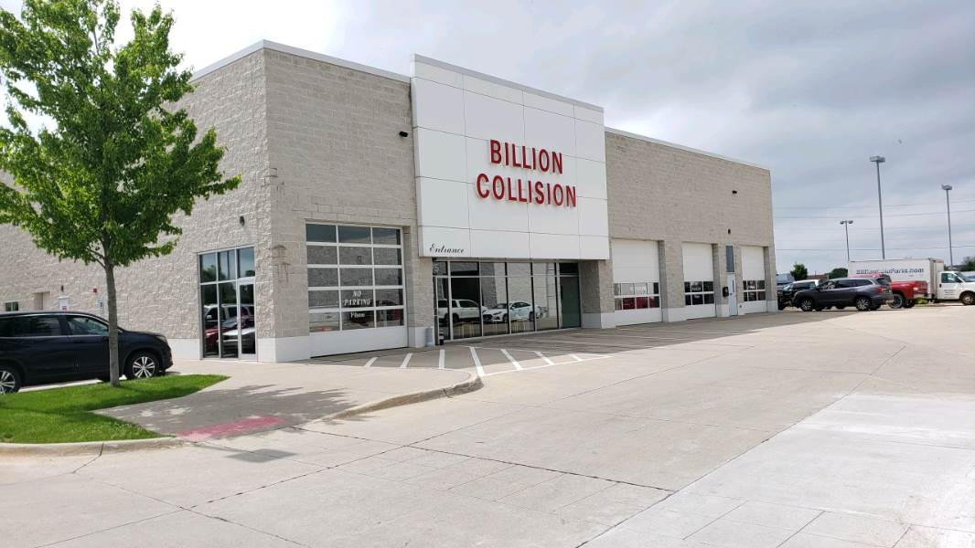 Iowa City Body Shop Collision Repair Billion Auto