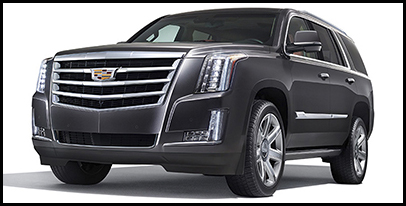 New 2019 Cadillac Escalade