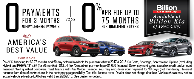 Iowa City Kia