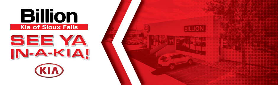 Billion Auto Sioux Falls >> Sioux Falls Kia Billion Auto