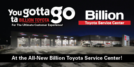 Billion Toyota Service Center