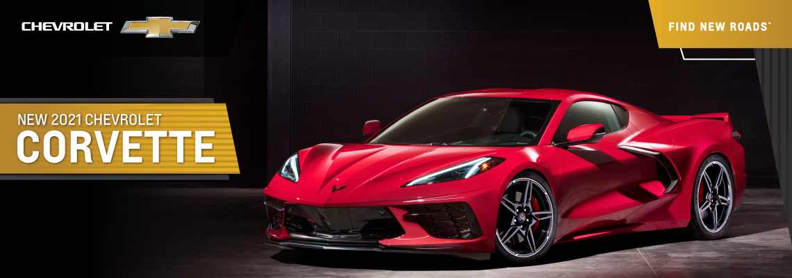2021 Chevy Corvette