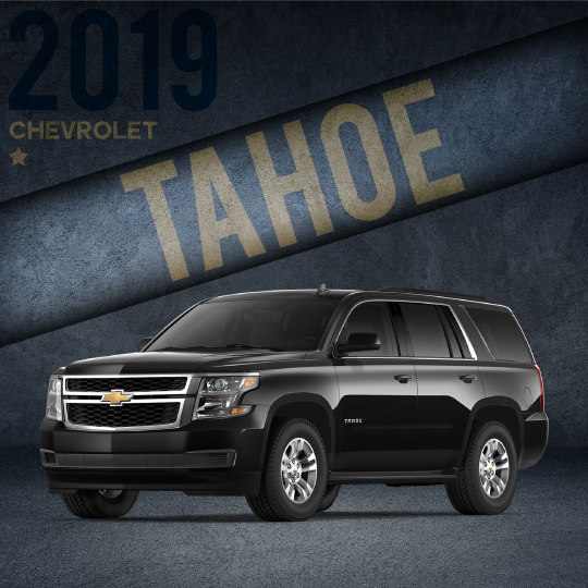 New 2019 Chevy Tahoe