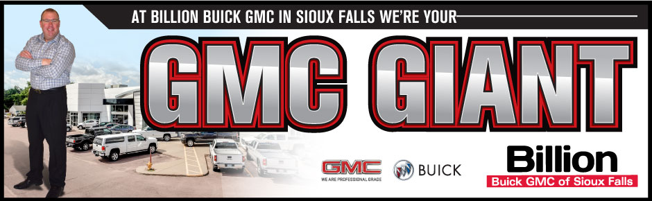 Billion Auto Sioux Falls >> Sioux Falls Gmc Billion Auto