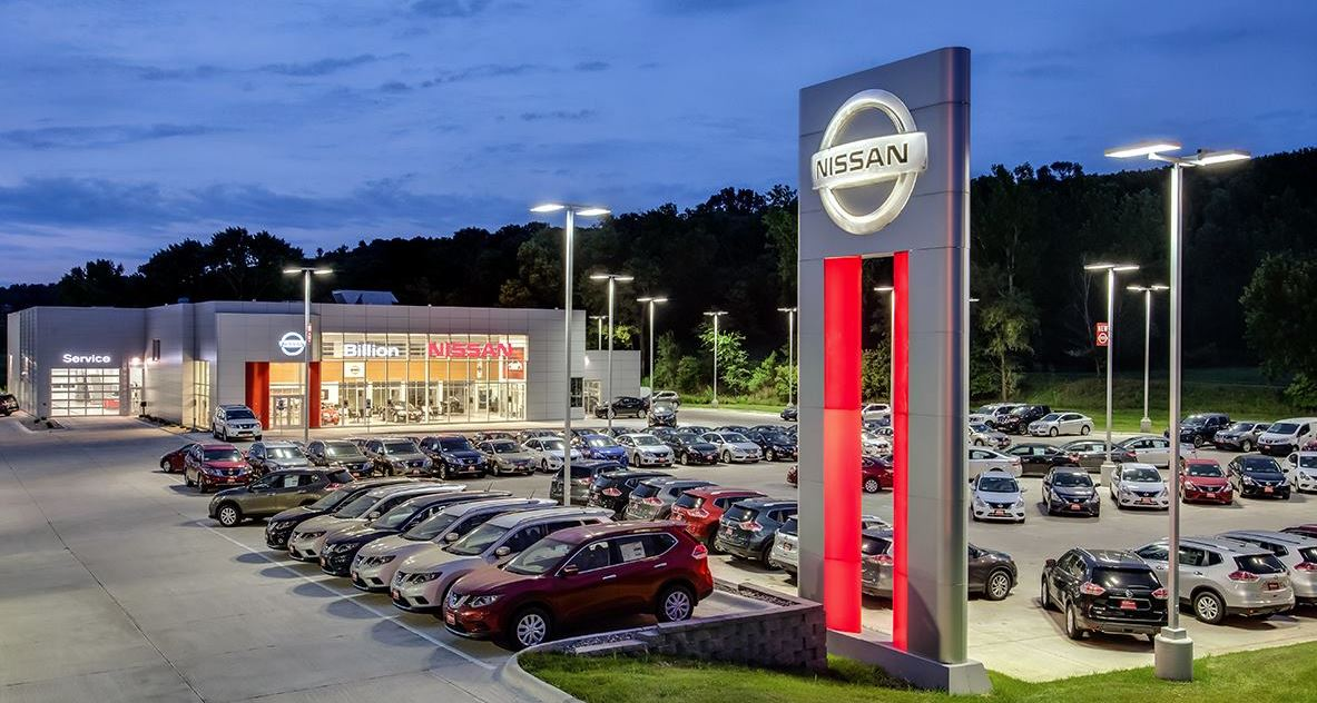 Sioux City Nissan