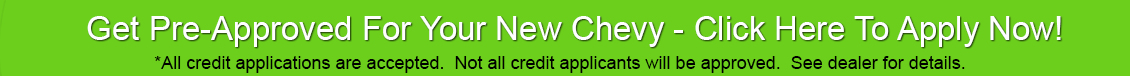 dell rapids chevy car loans