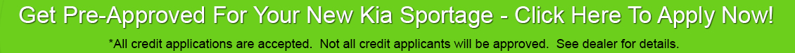 Kia Sportage Car Loan