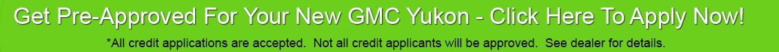 GMC Yukon Car Loan