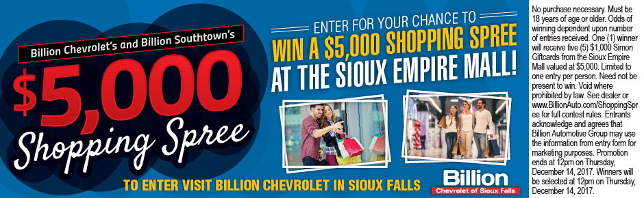 Sioux Falls Chevrolet