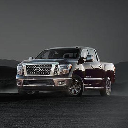 New 2018 Nissan Titan and Titan XD