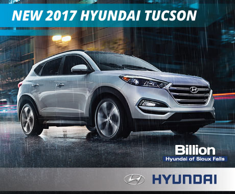 Billion Auto Sioux Falls >> 2017 Hyundai Tucson Billion Auto