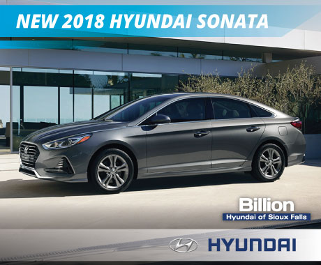 Billion Auto Sioux Falls >> 2018 Hyundai Sonata Billion Auto