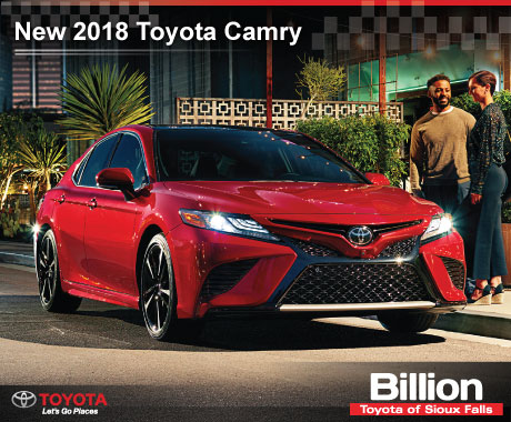 Billion Auto Sioux Falls >> 2018 Toyota Camry Billion Auto