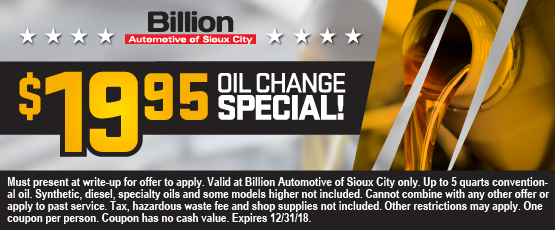 BGSC-18-W03-Sioux-City-March-Service-Specials-Campaign-Oil-Change-030618