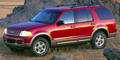 Used 2002 Ford Explorer XLT SUV