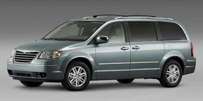 Used 2008 Chrysler Town and Country Touring Van