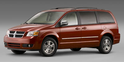 Used 2008 Dodge Grand Caravan SXT Van