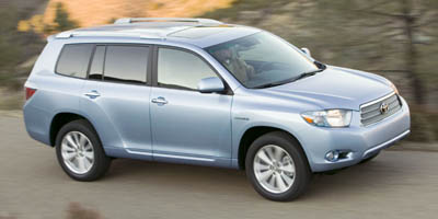 Used 2008 Toyota Highlander Hybrid Limited Crossover