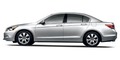 Used 2008 Honda Accord Sdn EX-L Car