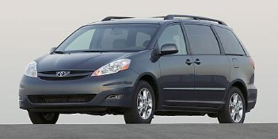 Used 2008 Toyota Sienna XLE Ltd MV Van
