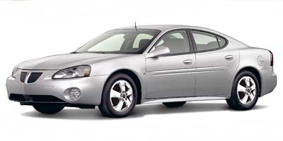 Used 2008 Pontiac Grand Prix Grand Prix  Car