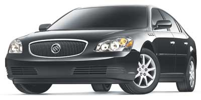 Used 2008 Buick Lucerne CXL Car