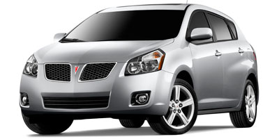 Used 2009 Pontiac Vibe  Car