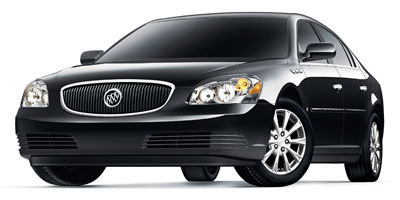 Used 2009 Buick Lucerne CXL Car