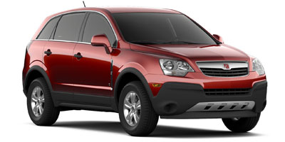 Used 2009 Saturn VUE XE Crossover