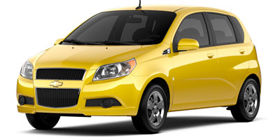 Used 2009 Chevrolet Aveo LT Car