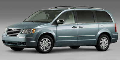 Used 2009 Chrysler Town and Country Touring Van