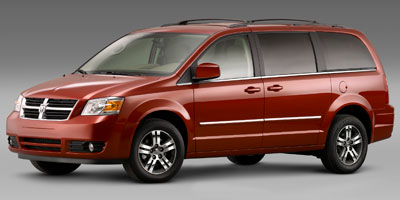 Used 2009 Dodge Grand Caravan SXT Van