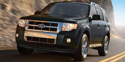 Used 2010 Ford Escape Limited Crossover