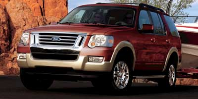 Used 2010 Ford Explorer Eddie Bauer SUV