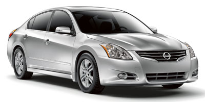 Used 2011 Nissan Altima 2.5 S Car