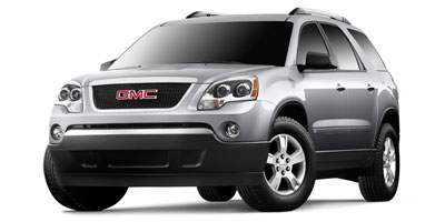 Used 2011 GMC Acadia SLE Crossover