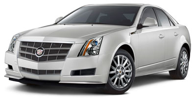 Used 2011 Cadillac CTS Sedan Luxury Car
