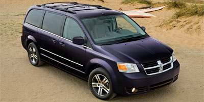 Used 2010 Dodge Grand Caravan SXT Van