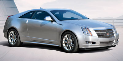 Used 2011 Cadillac CTS Coupe Premium Car