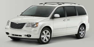 Used 2010 Chrysler Town and Country Touring Van