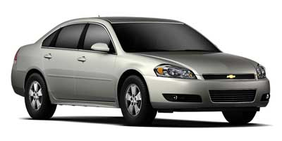 Used 2010 Chevrolet Impala LT Car