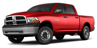 Used 2011 Ram 1500 Big Horn Truck