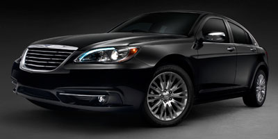 Used 2011 Chrysler 200 LX Car