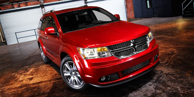 Used 2011 Dodge Journey R/T Crossover