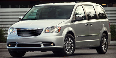 Used 2011 Chrysler Town and Country Touring-L Van