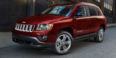 Used 2011 Jeep Compass Limited Crossover