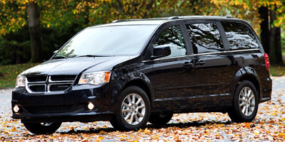 Used 2012 Dodge Grand Caravan SXT Van