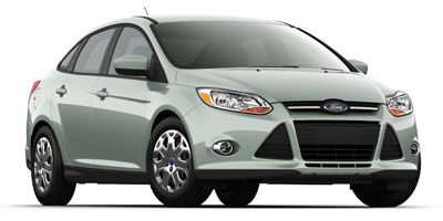Used 2012 Ford Focus SE Car